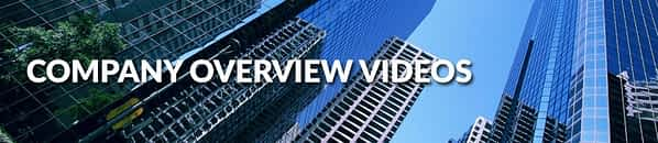 company overview videos