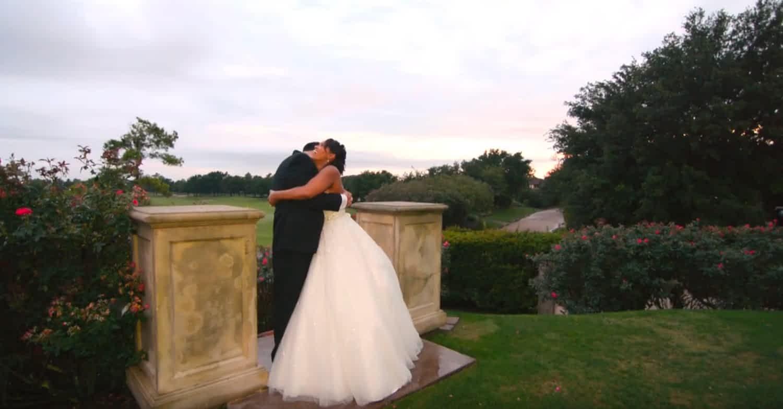Mike & Erica Wedding Highlight Houston
