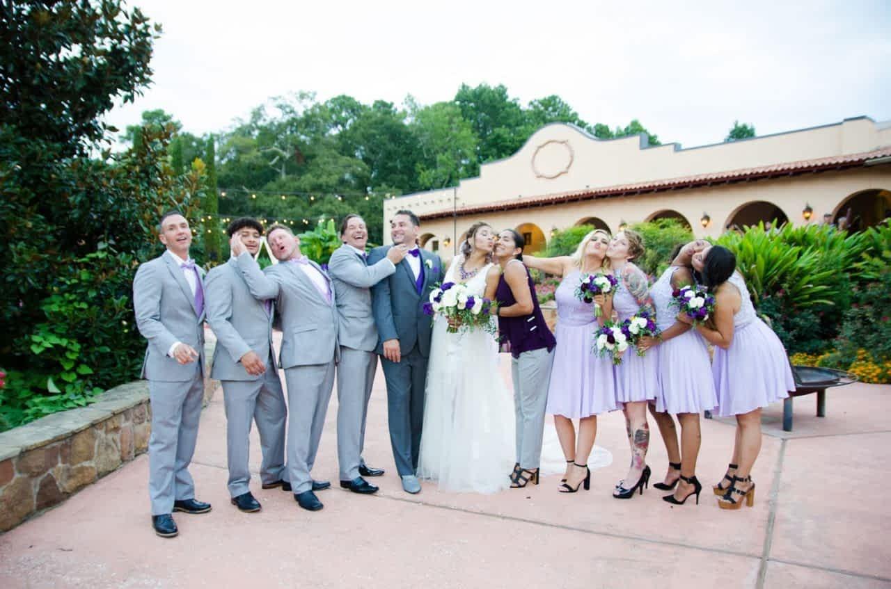 wedding photos & videos