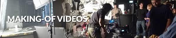 making of videos